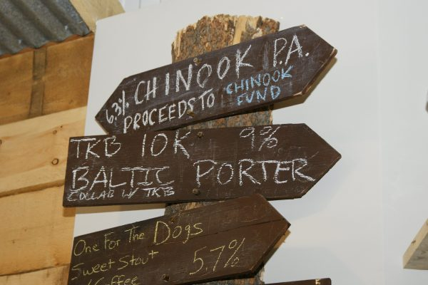 Chinook April 2018 Brewery 07