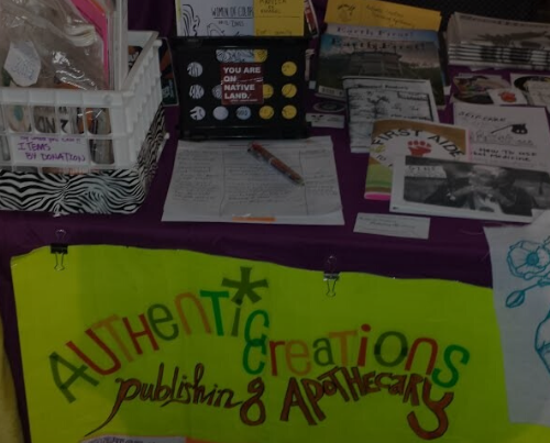 Authentic Creations Publishing Apothecary